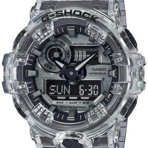 Casio G-Shock GA-700SK-1AER Clear Skeleton Series
