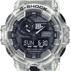 Casio G-Shock GA-700SKE-7AER Transparent Series
