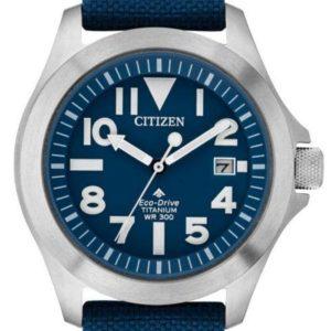 Citizen Promaster Tough Super Titanium BN0118-12L
