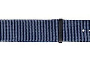 Traser řemen textilní NATO modrý