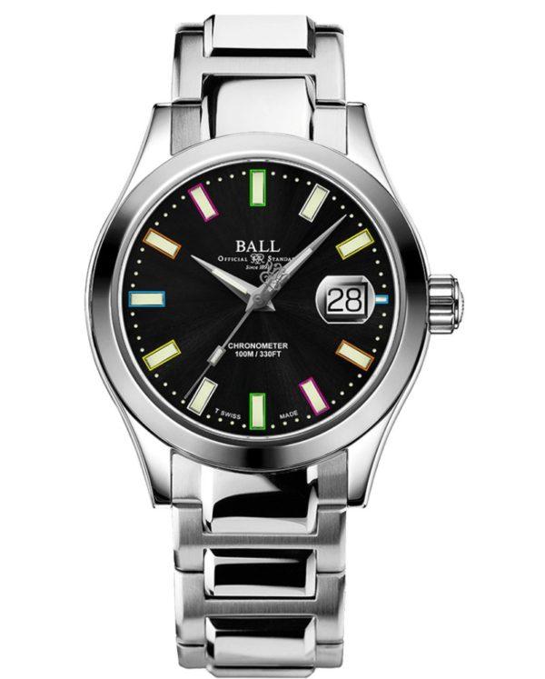 Ball Engineer III Marvelight Chronometer - Caring Edition (40mm) COSC NM2026C-S28C-BK